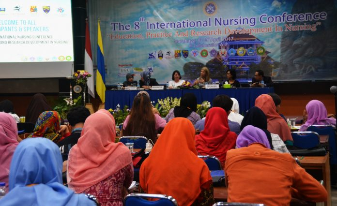 International Nursing Conference Sedot Animo Peserta Domestik dan Asing